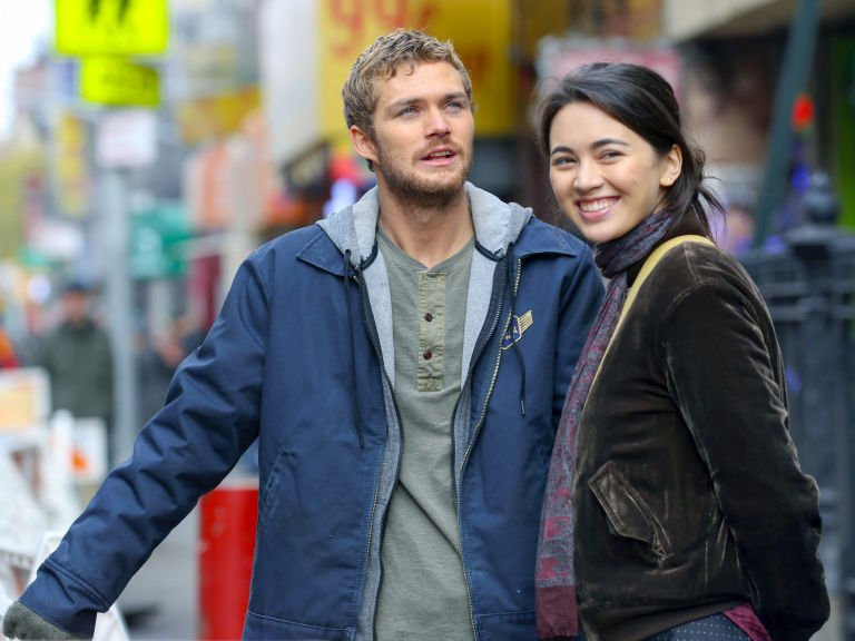 Danny Hits The Streets Of NYC In First Iron Fist Season 2 Photos
