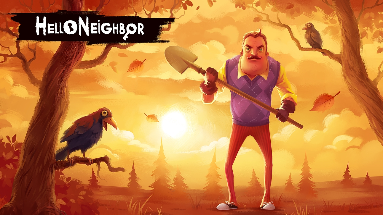 Hello Neighbor Review Fear Window We Got This Covered