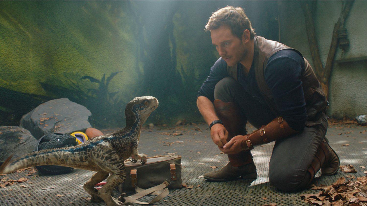 Apparently Sam Neill Has A Role In Jurassic World: Fallen Kingdom