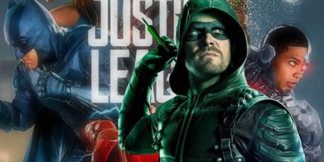 Arrow's Stephen Amell Would Love A Role In Justice League Sequel