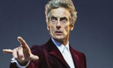 Peter Capaldi Says He Felt The Pressure Of Playing Doctor Who
