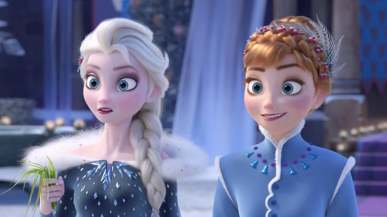 Disney Pulling Frozen Short From All Screenings Of Coco