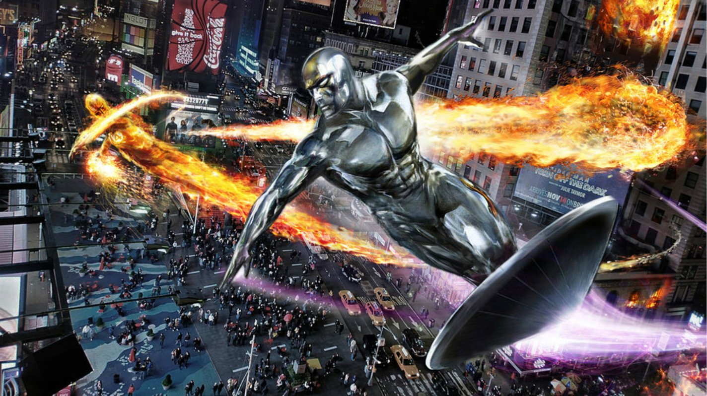 Is Laurence Fishburne Returning As Silver Surfer In The MCU?