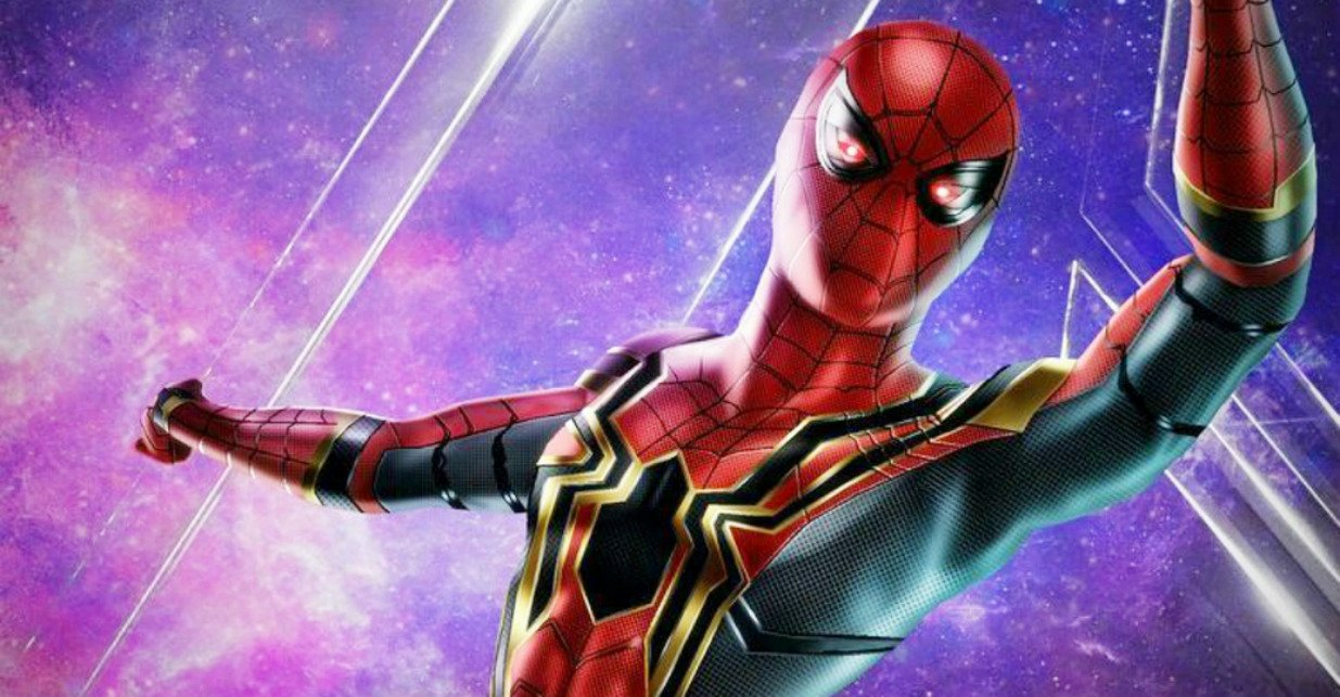 Iron Spider Arms Confirmed For Avengers: Infinity War?