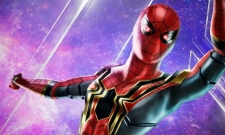 Stunning Fan Video Takes You Up Close And Personal With Infinity War's Iron Spider