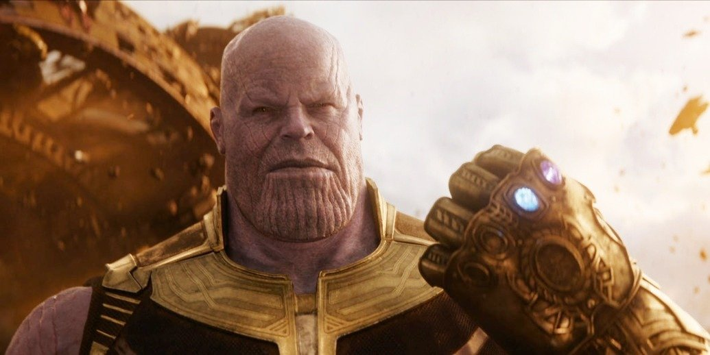avengers infinity wars thanos voted most anticipated
