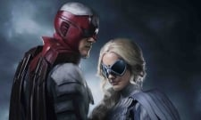 First Look At Hawk And Dove In New Titans Photo