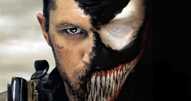 IGN Drops First Official Look At Tom Hardy's Venom