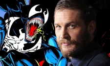Eddie Encounters Scott Haze's Mystery Villain In Yet Another Venom Set Video