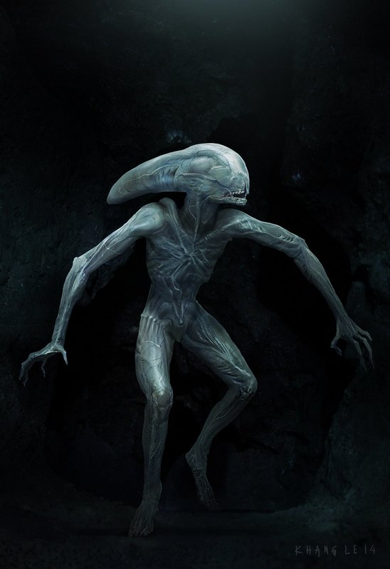 Ridley Scott Believes The Alien Franchise Should Be Just As Big As Star Wars