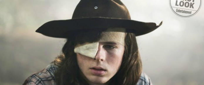 "The Walking Dead's Norman Reedus Was ""Desperately Unhappy"" About Carl's Death"