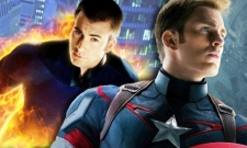 Chris Evans Wants To Play Two Characters In An Avengers/Fantastic Four Crossover