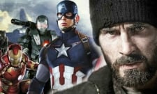 Chris Evans Confirms Nomad For Avengers: Infinity War