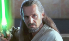 Liam Neeson Open To Playing Qui-Gon Jinn Again In Future Star Wars Movie