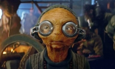 First Look At Maz Kanata In Star Wars: The Rise Of Skywalker