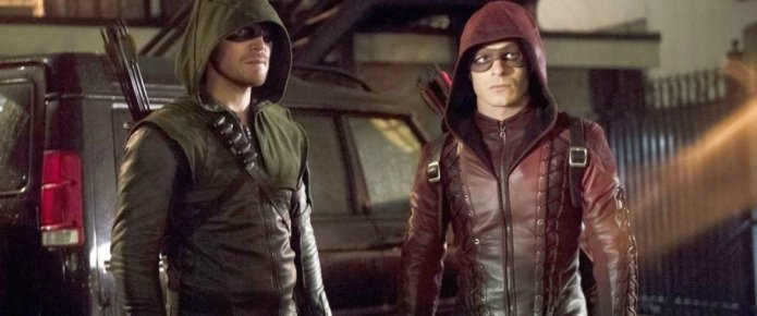 Colton Haynes Teases Upcoming Arrow Appearance With New Video