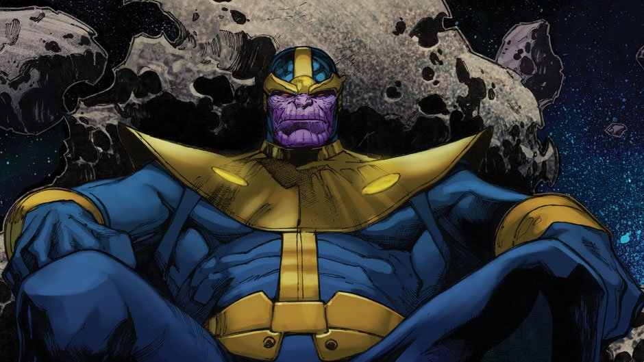 Marvel Reveals Thanos' Original Birth Name