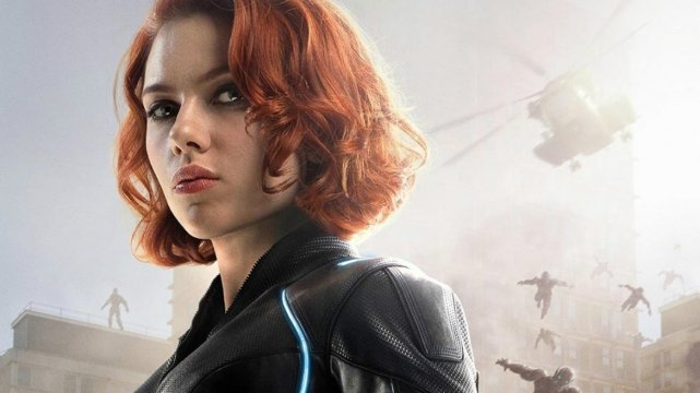 Scarlett Johansson's solo Black Widow film finally moving forward