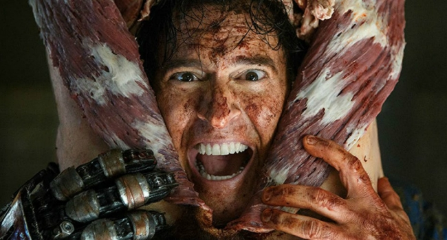 Bruce Campbell Continues To Tease Possible Evil Dead Video Game