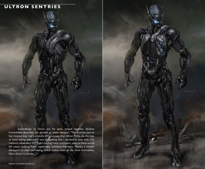 Get Hyped For Infinity War With All-New Avengers Concept Art