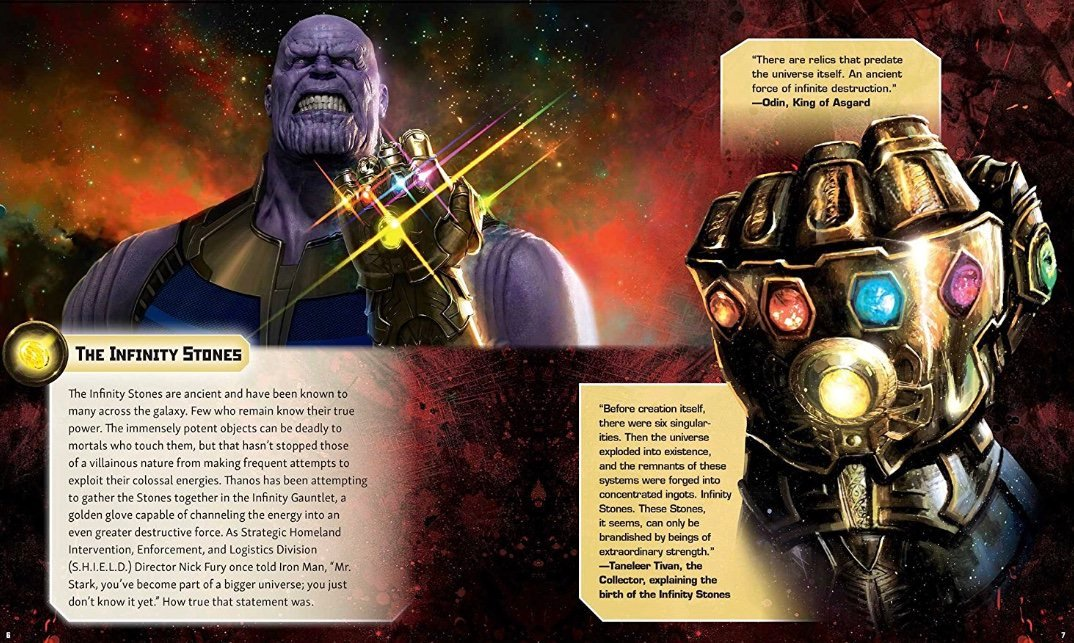 Infinity War Blowout Reveals Some New Story Details For Marvel's Event Film