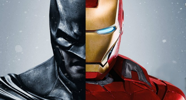 Marvel And DC Collide In The Fan-Made Crossover Trailer To End All Others