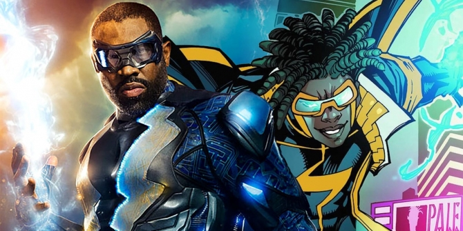 'Black Lightning' Creator Wants to Make Lightning-verse Featuring Static