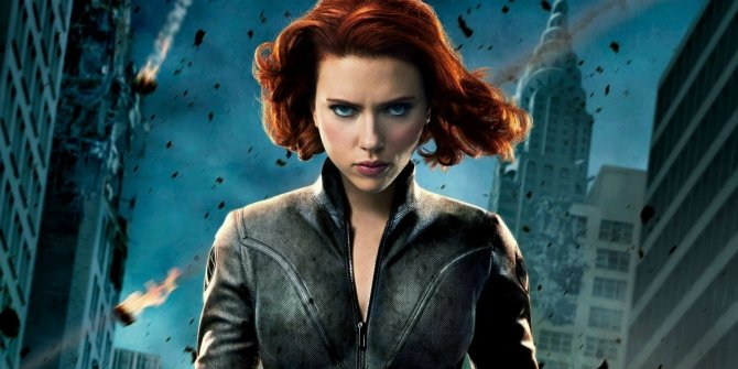 Black Widow in the MCU