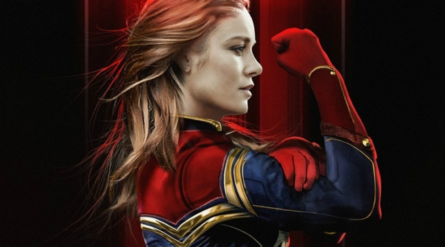 Captain Marvel : A character amusing and kick-ass !