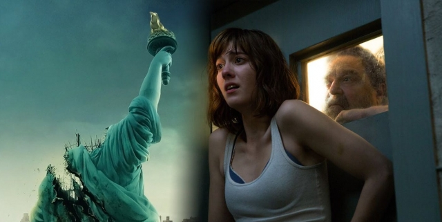 Cloverfield and 10 Cloverfield Lane