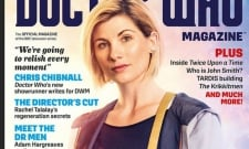 New Photos Of Jodie Whittaker's Doctor Who Costume Surface