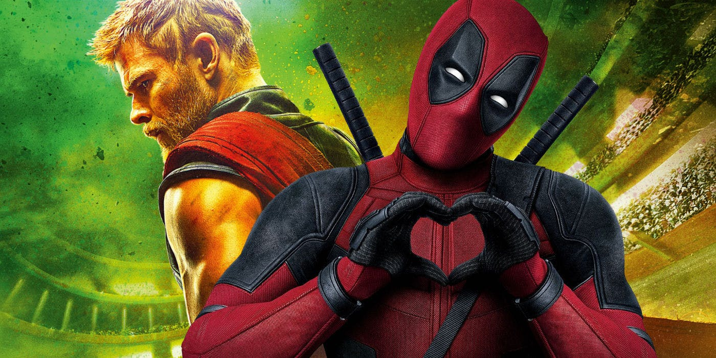 Chris Hemsworth Wants To See Thor And Deadpool Team Up