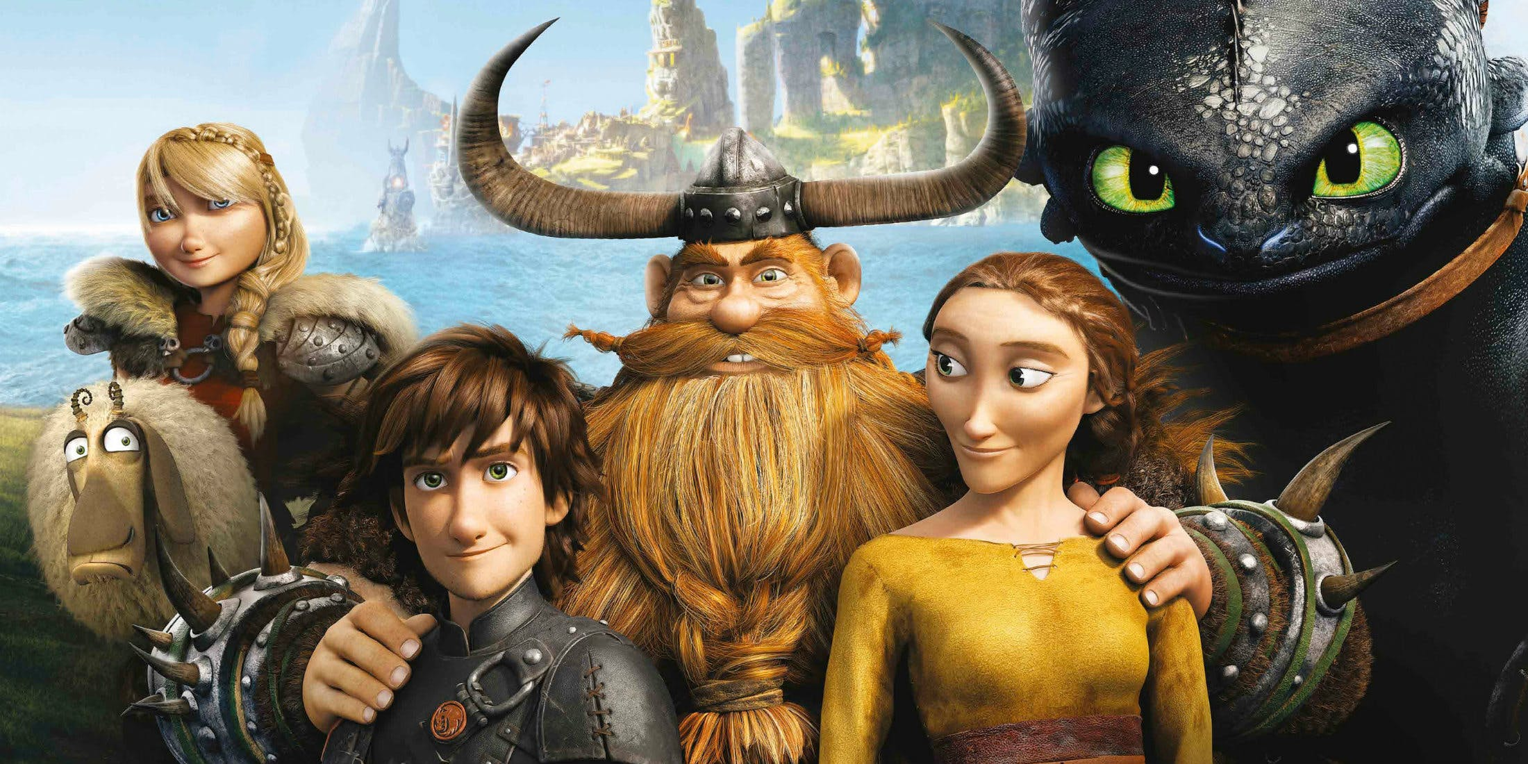 New promo art offers first look at how to train your dragon 3 ccuart Images
