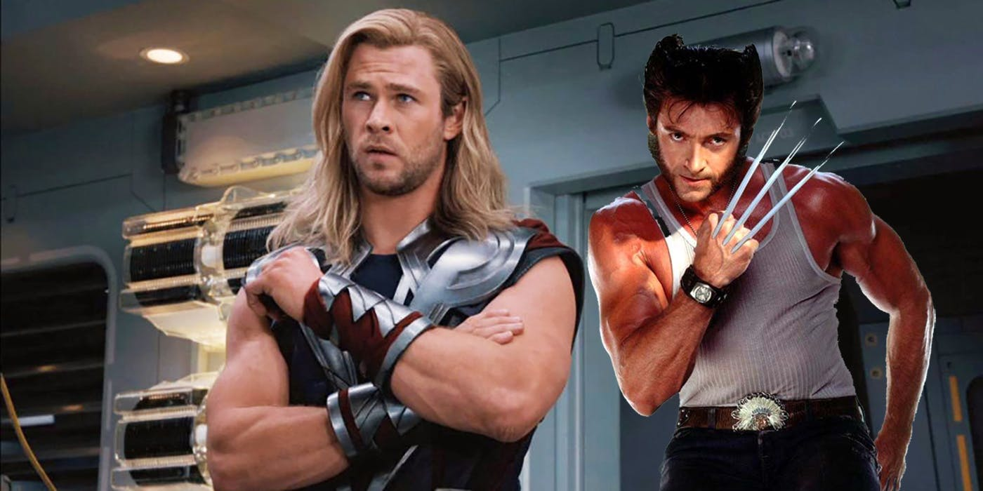 Chris Hemsworth's Trying To Convince Hugh Jackman To Return As Wolverine