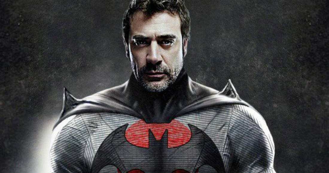 Jeffrey Dean Morgan Says Playing Flashpoint Batman Would Be A Huge Thrill