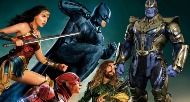 The Justice League Battle Thanos In Epic New Fan-Made Trailer