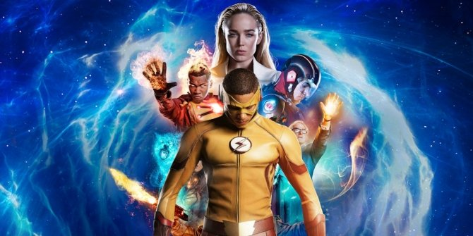 The CW Boss Teases Kid Flash Coming To Legends Of Tomorrow