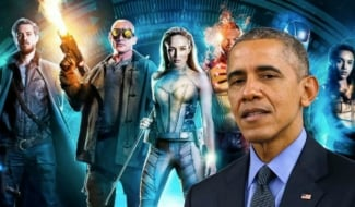 Upcoming Legends Of Tomorrow Episode To Feature Young Barack Obama