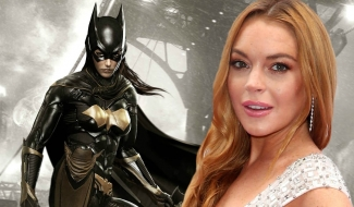 Lindsay Lohan Continues To Tease Batgirl Role