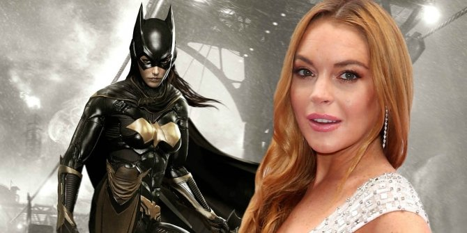 Lindsay Lohan Feels Her Past Distracts From Doing 'Batgirl'