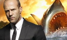 Jason Statham Narrowly Avoids The Meg On Epic New Poster