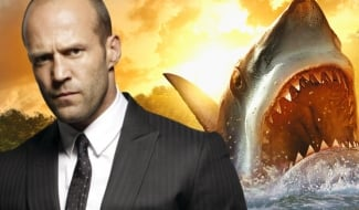 New Poster For The Meg Makes Some Pretty Big Waves