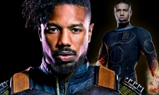 Michael B. Jordan Says Black Panther's A Chance To Get It Right After Fantastic Four