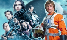 Star Wars Comic Reveals How Luke Caught Wind Of The Doomed Rogue One Mission