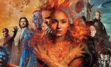 Catch A Sneak Peek At The Fiery Logo Of X-Men: Dark Phoenix