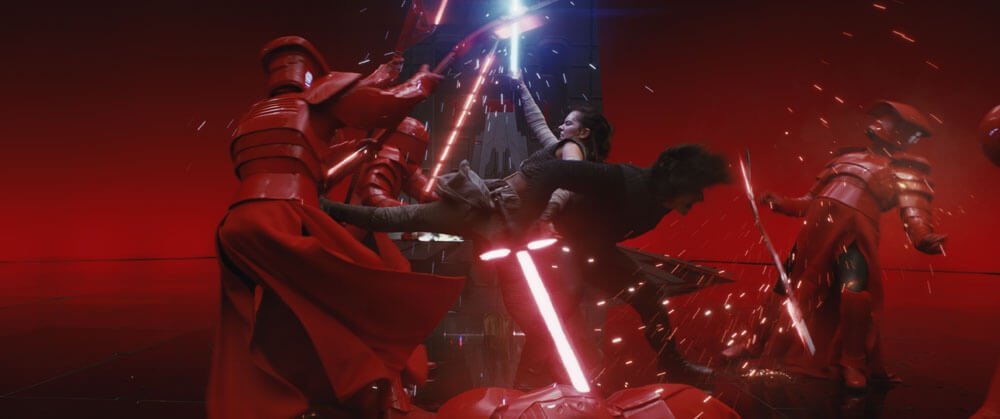 Director Rian Johnson Once Again Addresses Snoke's Backstory In The Last Jedi