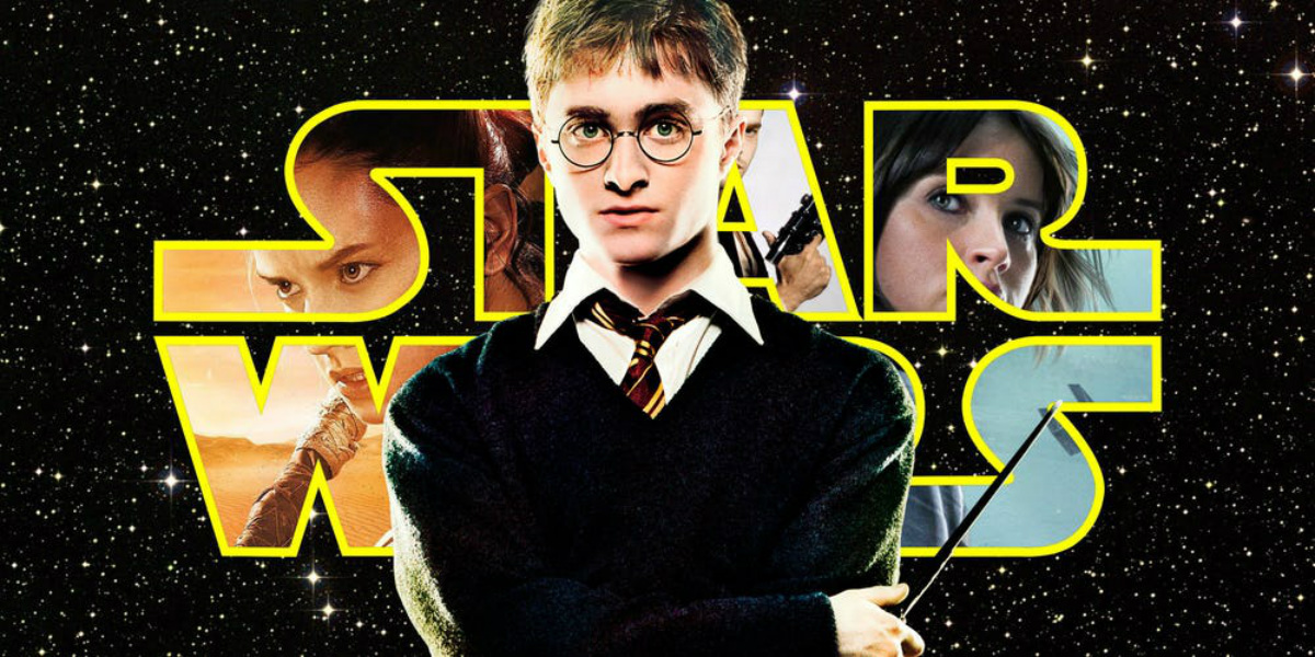 Star Wars Takes Down Harry Potter At The Global Box Office