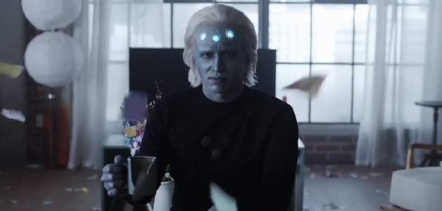 New Supergirl Extended Promo Reveals First Look At Brainiac 5