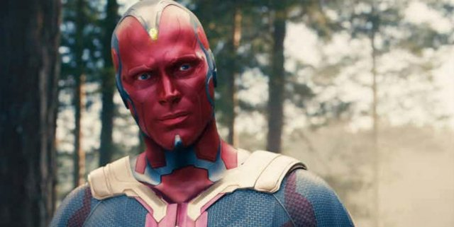 Vision in Age of Ultron