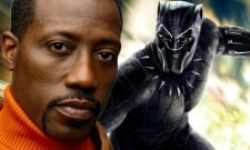 Wesley Snipes Reveals His Plans For Failed Black Panther Movie